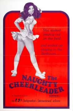 The Naughty Cheerleader (1970, Germany)