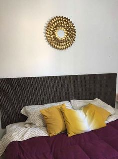 This Is The Easiest Headboard DIY (No Joke!)This Is The Easiest Headboard DIY (No Joke!) ***I'm thinking for Gma, but maybe for JZ as well