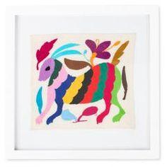 Framed Otomi Art - Small