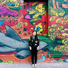Queen Street West was voted #2 in The World's Coolest Neighborhoods: A Global Street Style Report — Vogue! I do love the street I live on!