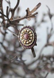 Lavender love affair indie ring