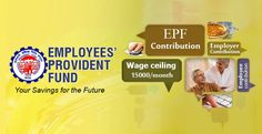 Employees Provident fund(EPF) ,EPS,EDLI its calculation&ceiling limit