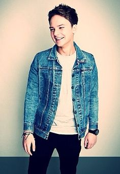 Conor Maynard... Complete perfection :)