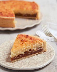 Tarta de coco y dulce de leche preparada con Leche Condensada Nestlé, ¡la combinación perfecta!