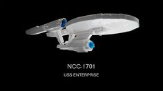 USS Enterprise with instructions http://www.flickr.com/photos/91426193@N02/27751225844/