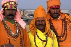 Connections: Men at the Pushkar Camel Fair in India #ExpediaWanderlust