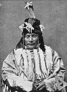 blackfoot indian chiefs history | Blackfoot: White Grass - Piegan
