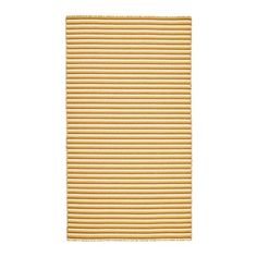 Bedroom: rug option 2 VESTBIRK Rug, flatwoven IKEA The rug is made of pure new wool so it's naturally soil-repellent and very durable. Small Apartment Living, Small Apartments, Living Rooms, Melbourne Apartment, Ikea, Entrance Rug, Small Space Solutions, Yellow Art, News Studio