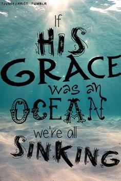 His grace...