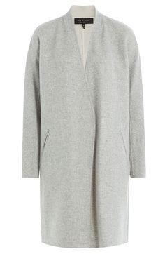 Mantel aus Wolle detail 0