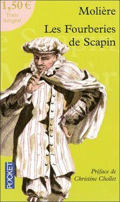 """""""Les Fourberies de Scapin"""" de Molière. Sur scène, c'est vraiment drôle"""