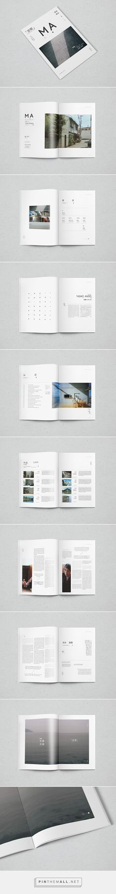 """MA [空間] - Architectural Magazine on Behance - created via <a href=""""http://pinthemall.net"""" rel=""""nofollow"""" target=""""_blank"""">pinthemall.net</a>"""