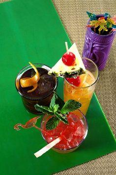 The Best Tiki Cocktails