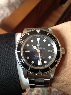 ROLEX  DOUBLE RED