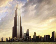 Maior edifício do mundo será construído em apenas 3 meses