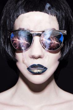 4d62148b8 Super Glasses, High Fashion Photography, Artistic Photography, Portrait  Photography