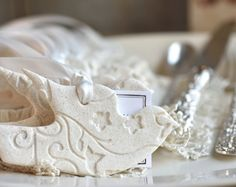 Imprinted Dove Salt Dough Wedding or Baptism Favors Etsy :: Your place to buy and sell all things handmade