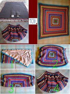 Crochet Windmill Bag – Her Crochet Taschen Strand – Granny Square Crochet Purse Patterns, Crochet Tote, Granny Square Crochet Pattern, Crochet Handbags, Crochet Purses, Crochet Stitches, Crochet Eyes, Love Crochet, Diy Crochet