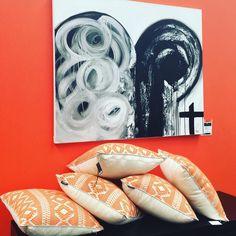 hunterfurniture#art #orange #fromtheworldtoyou #furniturehunters