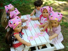 Now That is an American Girl Birthday Party — Doll Diaries