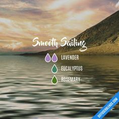 Smooth Sailing Diffuser Blend