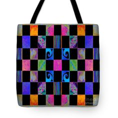 #65 Dm Wtrclr Tote Bag by Expressionistart studio Priscilla Batzell.  The tote bag is machine washable, available in three different sizes, and includes a black strap for easy carrying on your shoulder.  All totes are available for worldwide shipping and include a money-back guarantee.