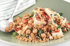 Spicy cous cous