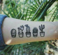 Tattoo Cacto