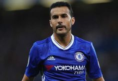 Pedro required hospital treatment after a heavy challenge from David Ospina, but Antonio Conte is not unduly concerned....