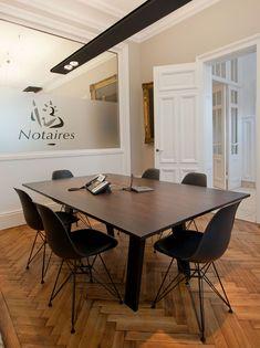 10 Idees De Office Notariale Bureau Moderne Estaires Bureau