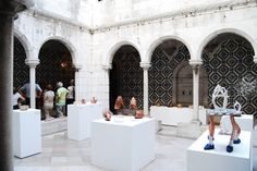 Lisbon's Museu Nacional do Azulejo (National Tile Museum) is a must-see for lovers of design and art
