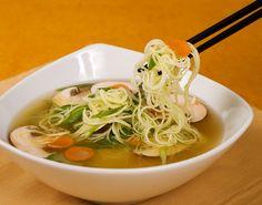 Raw Ramen Noodles