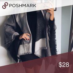 Spotted while shopping on Poshmark: Poncho! #poshmark #fashion #shopping #style #Sweaters