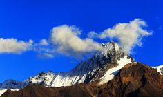 Namcha Barwa in Tibet.