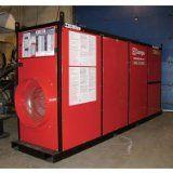 EcoBlaze Indirect Portable Natural Gas/Propane Heater - 1,760,000 BTU, 16,000...