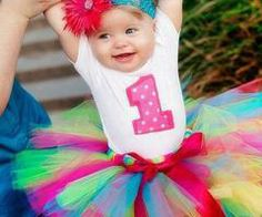 Colorful baby!!