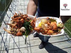 Sarbatoare culinara de 1 Mai.   www.naturaparc.ro 1. Mai, Shrimp, Chicken, Meat, Food, Eten, Meals, Cubs, Kai