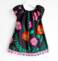 Summerdress size 1 :o) Princess Style, My Princess, Baby Style, Girl Style, Toddler Summer Dresses, Baby Mine, Sweet Peas, Kids Prints, Children Clothing