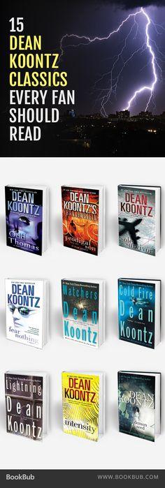 15 Dean Koontz classics every fan should read, including Watchers.