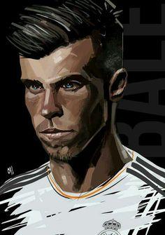 Gareth Bale. Real Madrid.oooooooh!