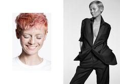 Model: Prisca Make up: Sabrina D   pinkcolours.ch styling: Katrien Verhassel   your-style.eu photo: Anja Wurm
