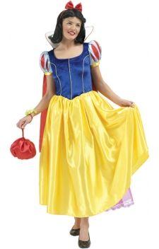 """Incarnez la princesse Blanche-Neige lors de  vos soirées déguisées sur les thèmes """"contes"""", """"dessins animés"""", """"Walt Disney"""", """"princesses"""", ..."""