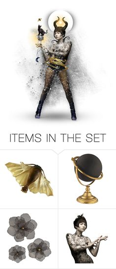 """""""Strange Magic - For My Polyfriends"""" by reggiano ❤ liked on Polyvore featuring art and 577"""