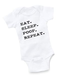 These adorable made to order bodysuits are perfect for your little one. Great shower gifts, sure to get a thousand awwwwws from family and friends.