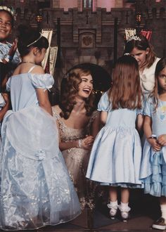 Cinderella herself, Lily James. If she shows up when we're at WDW, I know at least 2 heads that will explode. Cinderella 2015, Cinderella Movie, Lily James, James 3, Disney Love, Disney Magic, Walt Disney, Have Courage And Be Kind, Princess Aesthetic