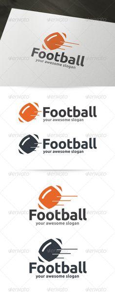 Football Logo Template