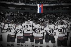 Slovak hockey team :)