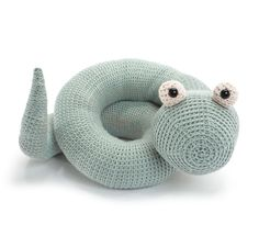 just look at that cute little face :--) one of Stacey's amigurumi patterns