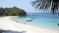 Freedom Beach in Thailand