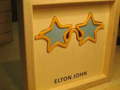 Famous Glasses: ELTON JOHN